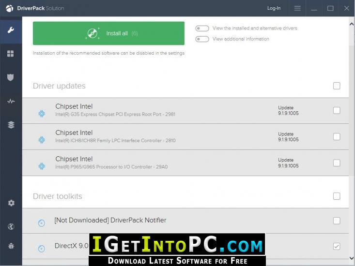 download driverpack solution online latest version