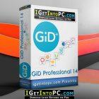 GiD Professional 14.0.2 Free Download