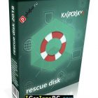 Kaspersky Rescue Disk 18.0.11 Build 2019.01.27 Free Download
