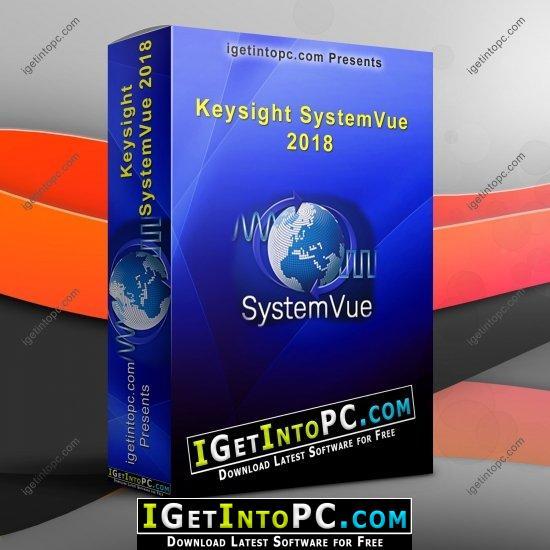 Keysight SystemVue 2018 1 Free Download
