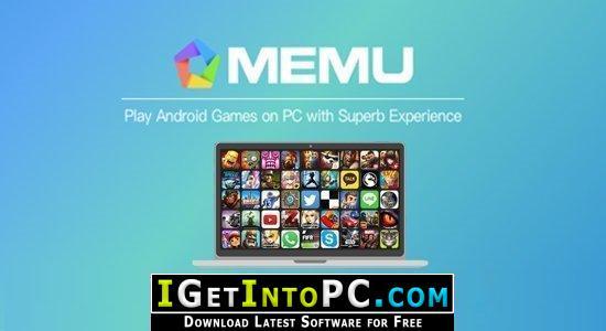 MEmu Android Emulator 6 0 8 1 Free Download