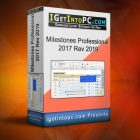 Milestones Professional 2017 Rev 2019 Free Download