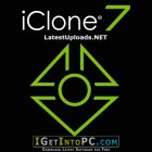 Reallusion iClone Pro 7.41.2525.1 Free Download with Resource Pack