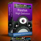 Realtek High Definition Audio Drivers 6.0.1.8627 Free Download