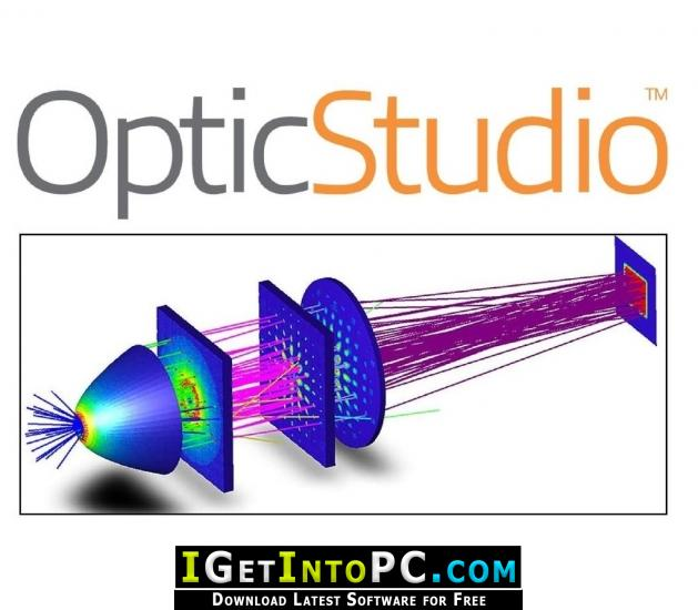 Zemax OpticStudio 18 Free Download