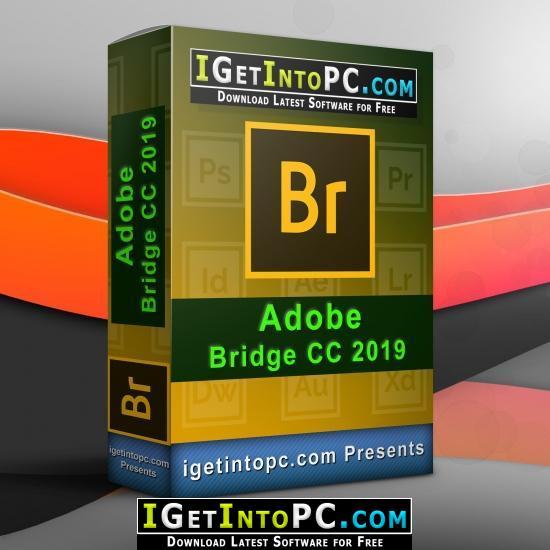 Adobe Bridge CC 2019 9 0 2 Free Download
