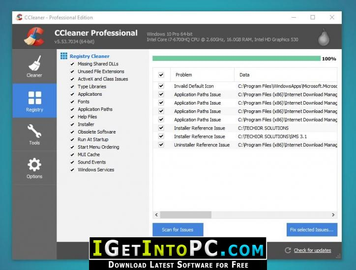 ccleaner for windows 10 full version free download