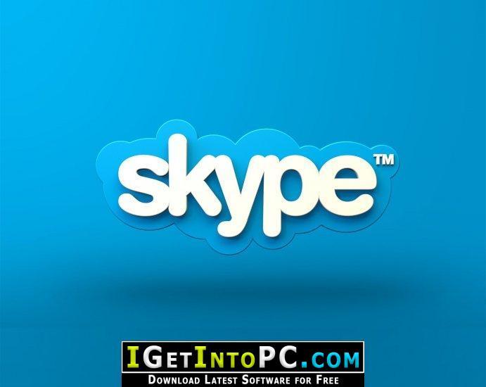Skype 8 40 0 70 Offline Installer Free Download