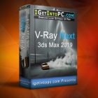 V-Ray Next 4 for 3ds Max 2019 Free Download