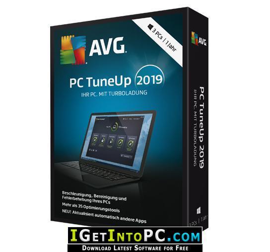 avg free standalone installer download