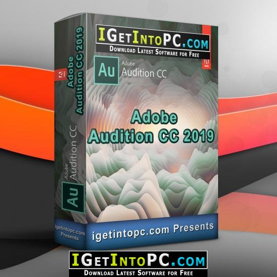 Adobe Audition CC 2019 12 1 0 182 Free Download