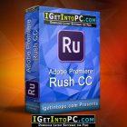 Adobe Premiere Rush CC 1.0.3 Free Download
