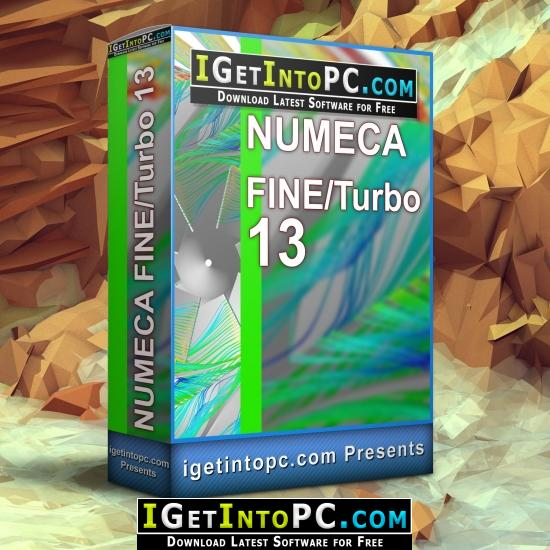 NUMECA FINE Turbo 13 Free Download with Documents and Tutorials