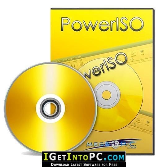 Poweriso 7 4 Retail Free Download