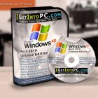 Windows XP Professional SP3 April 2019 Free Download