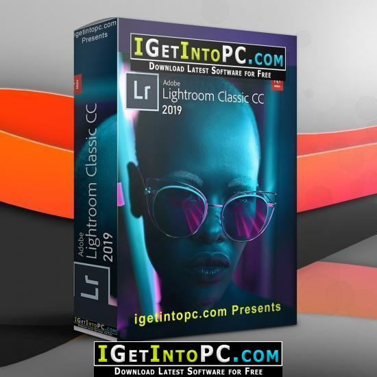 Adobe Photoshop Lightroom Classic CC 2019 8 3 0 10 Free Download