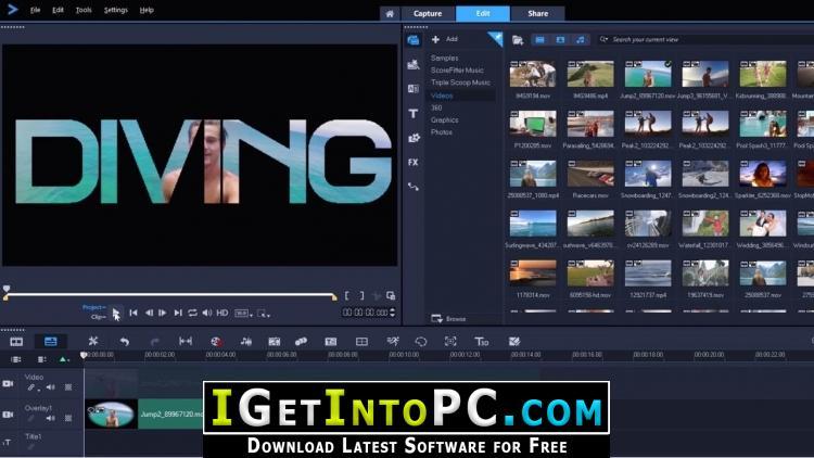 corel videostudio ultimate x10 download full version