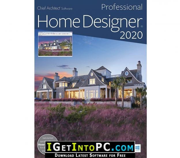 Chief Architect Home Designer Suite 2020.Home Designer Pro 2020 Free Download