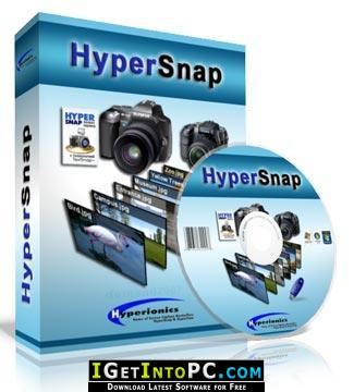 HyperSnap 8 16 15 Free Download