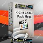 K-Lite Mega Codec Pack 14.9.6 Free Download