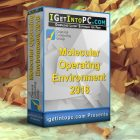 Molecular Operating Environment 2018 MOE Free Download