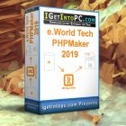 e.World Tech PHPMaker 2019.0.10 Free Download