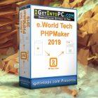 e.World Tech PHPMaker 2019.0.10 Free Download