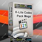 K-Lite Mega Codec Pack 14.9.8 Free Download