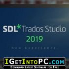 SDL Trados Studio 2019 SR1 Professional 15.1.3.55768 Free Download