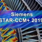 Siemens STAR-CCM+ 2019 Version 14 Free Download