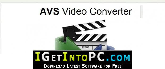 AVS Video Converter 12 Free Download