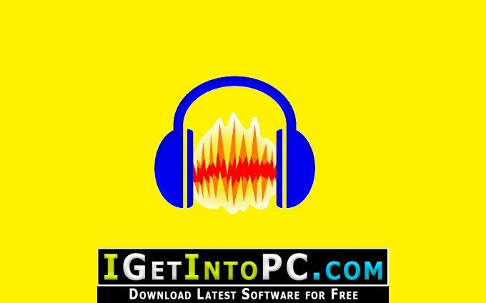 Audacity 2019 Latest Version Free Download