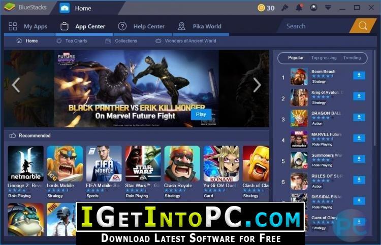 BlueStacks 4 100 1 1003 Free Download