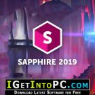 Boris FX Genarts Sapphire Suite 2019.52 Free Download Windows and MacOS