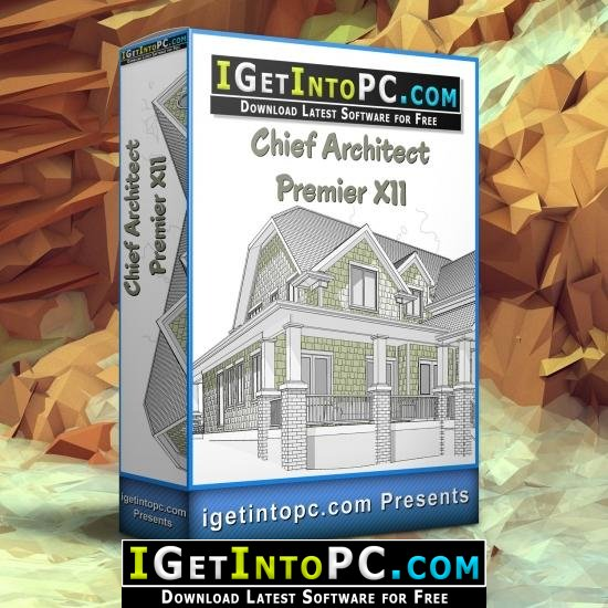 Chief Architect Premier X11 21.3.1.1 Free Download