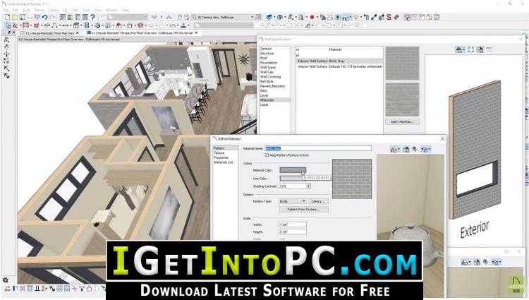 Chief Architect Premier X11 21 3 1 1 Free Download