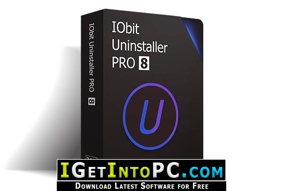 IObit Uninstaller Pro 8.6.0.10 Free Download