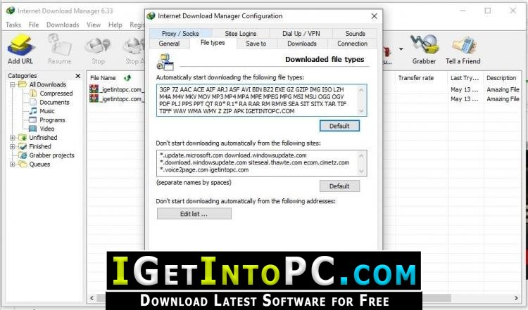 Internet Download Manager 6 35 Build 1 Retail Free Download