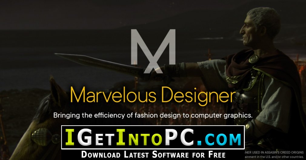 Marvelous Designer 8 Personal Free Download