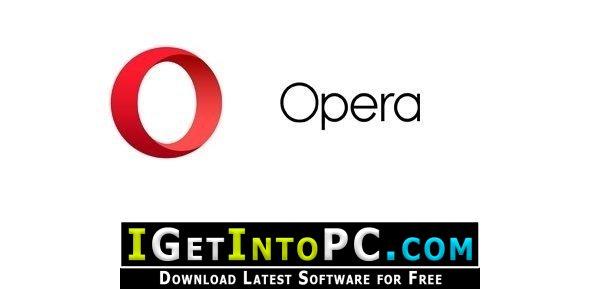 Opera 62 Offline Installer Free Download