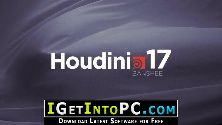 SideFX Houdini FX 17 5 327 Free Download