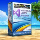 Visual Studio Enterprise 2019 ISO Offline Installer Free Download