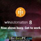WinAutomation Professional Plus 9 Free Download
