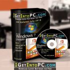 Windows 7 SP1 Ultimate July 2019 Free Download