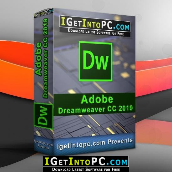 Adobe Dreamweaver Cc 2019 19 2 1 11281 Free Download