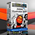 Adobe Illustrator CC 2019 23.1.0 Free Download