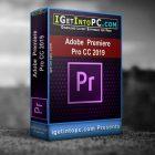 Adobe Premiere Pro CC 2019 13.1.5.47 Free Download