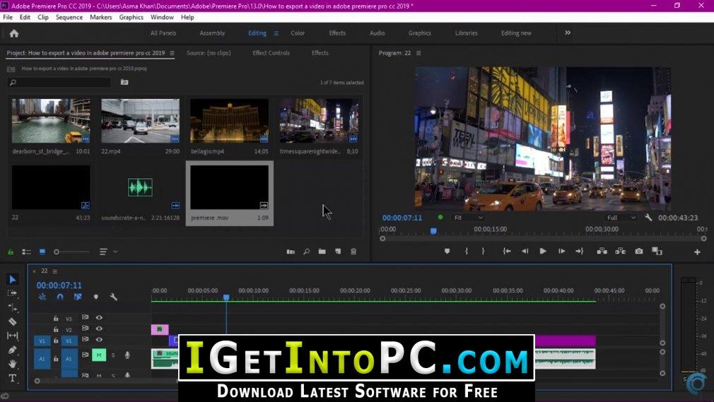 Download file Premiere_Pro_13_1_2 - rapidgator.net