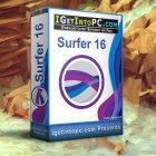 Golden Software Surfer 16 Free Download