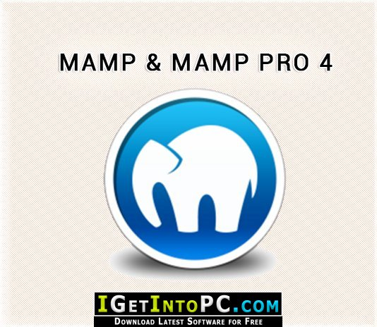 MAMP & MAMP PRO 4 1 0 23975 Free Download Windows and MacOS